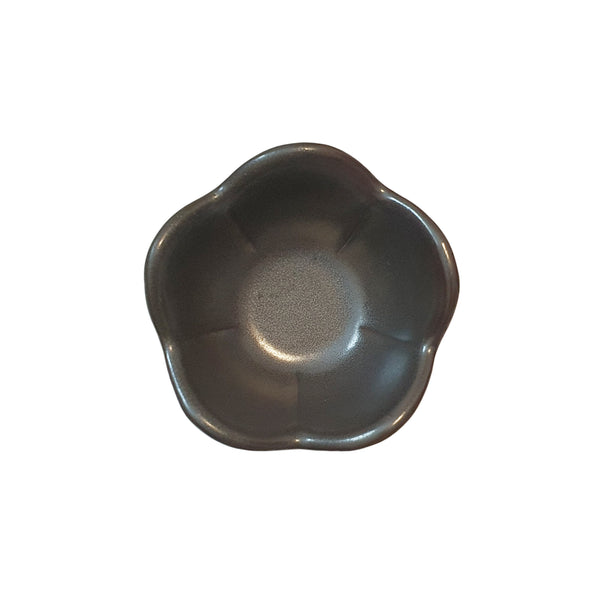 Mini Flower Suace Bowl (Brown)
