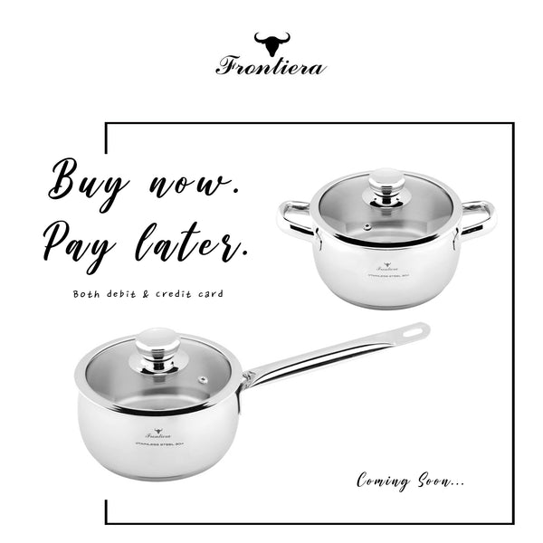 (PRE-ORDER) Single-Ply Classic Sauce Pan ø18cm