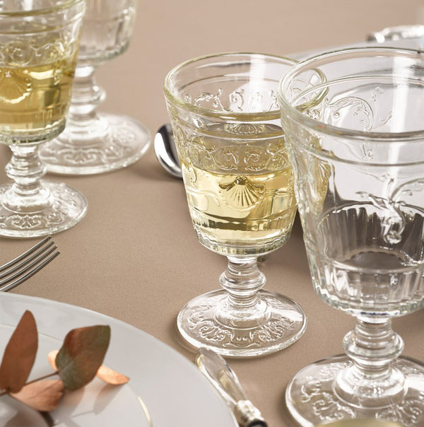 Versailles Tumbler 250ml Set of 6