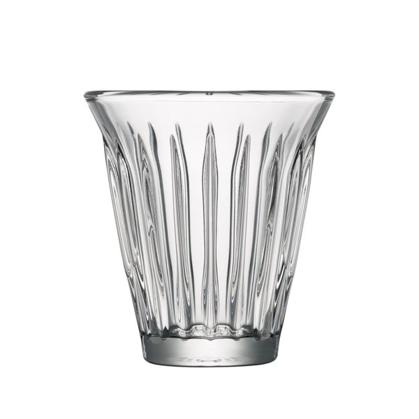 Stackable ZINC Tumbler Glass