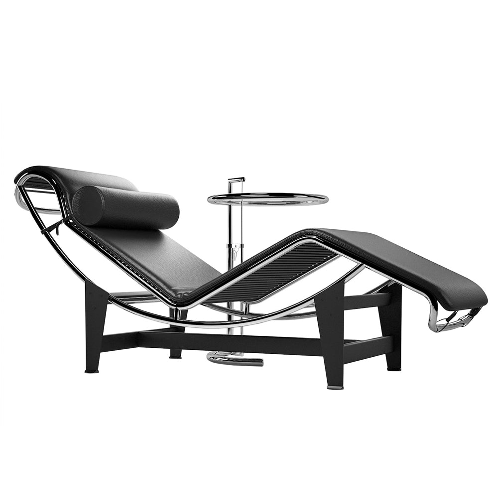 Chaise Longue & Adjustable Table 1