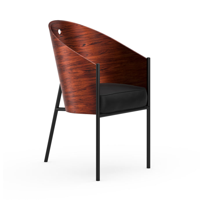 Chaise P.Starck Costes Chair Black