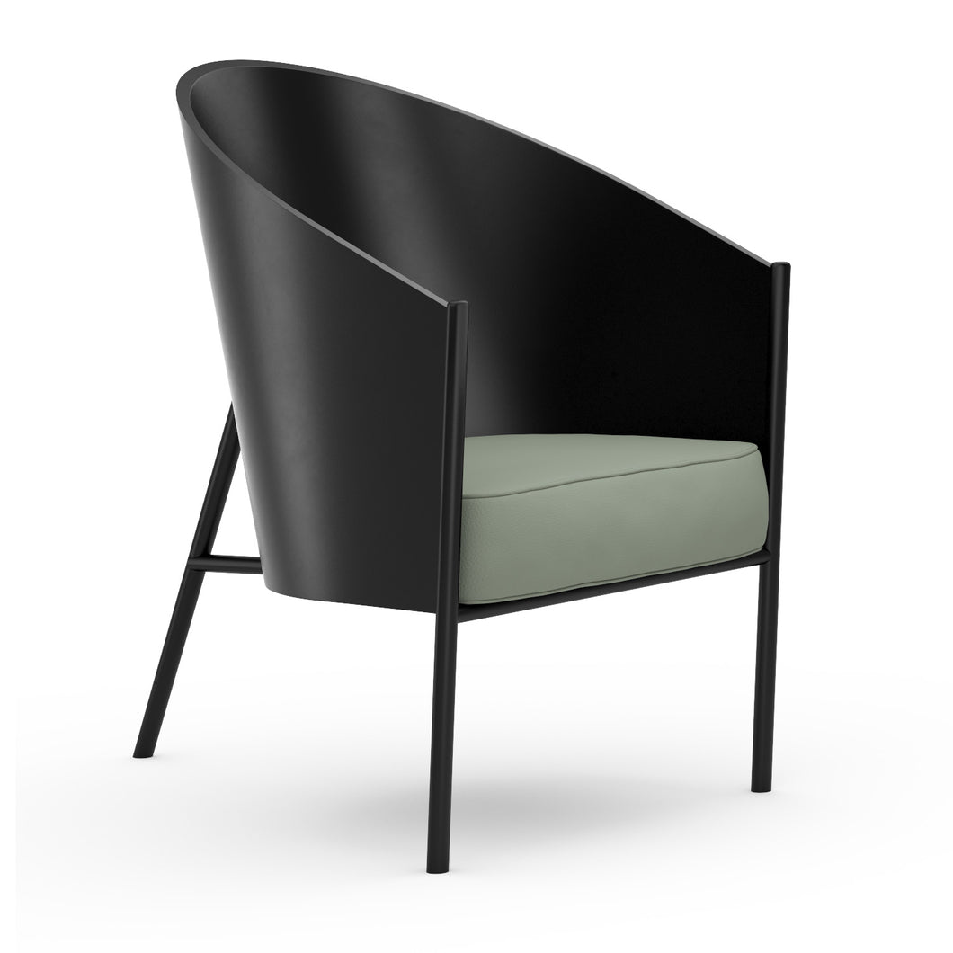 Chaise P.Starck Costes Armchair Grey