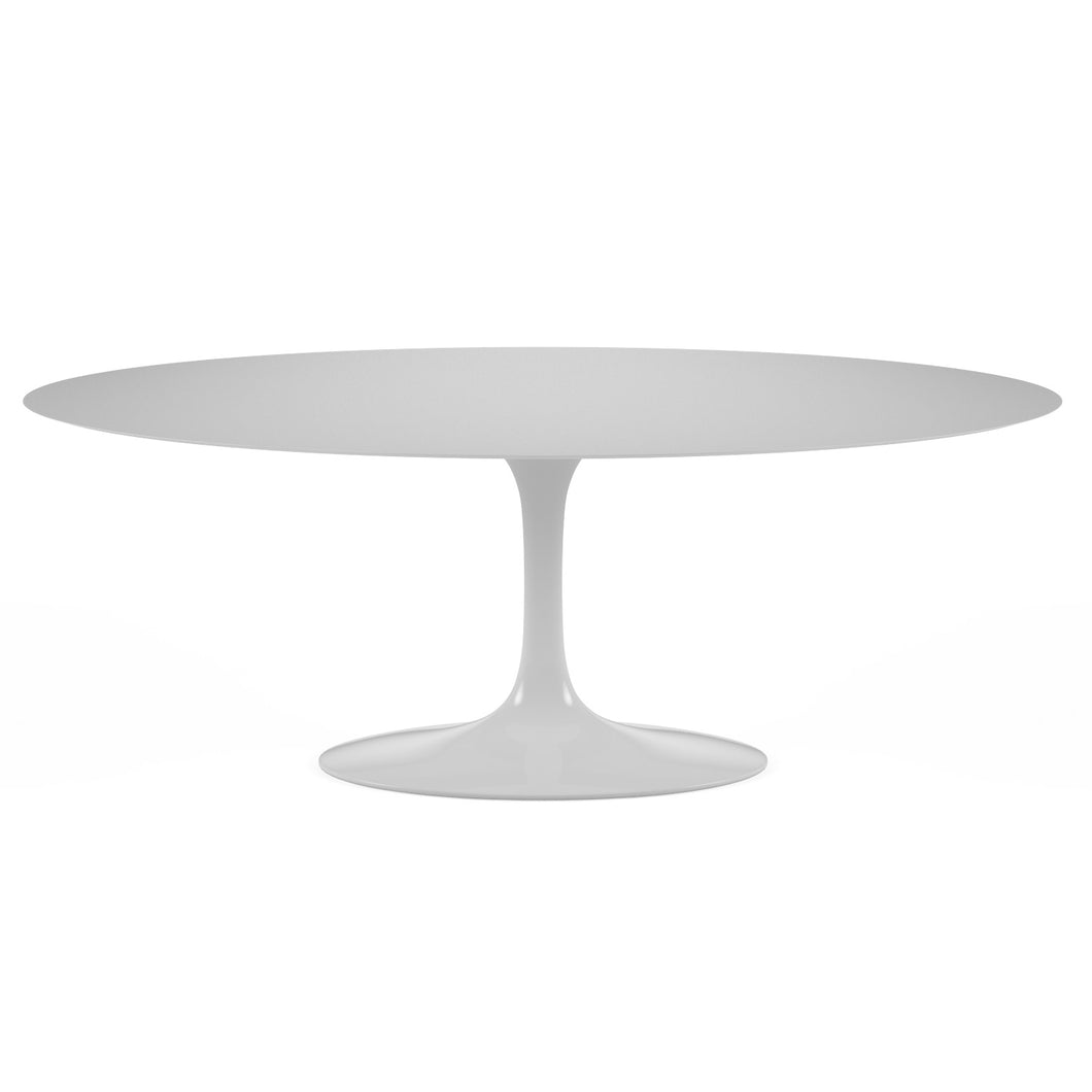 Saarinen Tulip Oval Table ES225 2