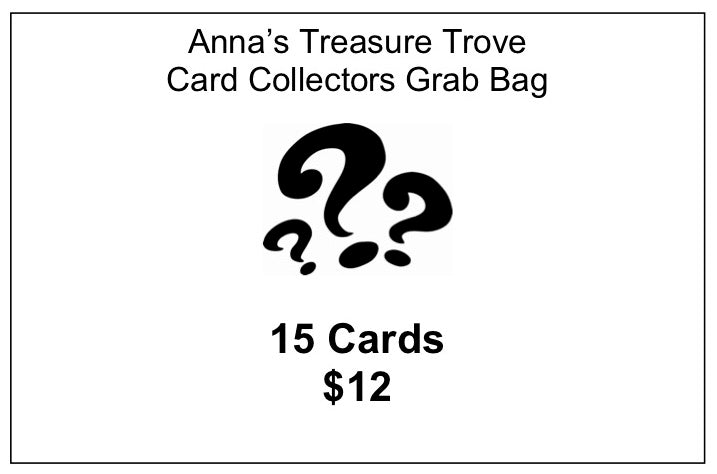 Card Collector Grab Bag - Animal Lover
