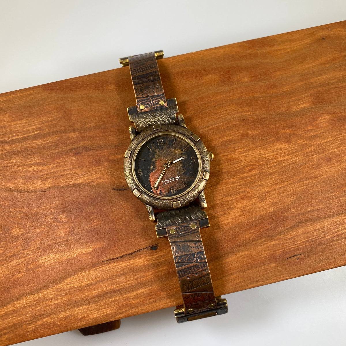 PNE2 Large Porthole Watch - Heart of the Home PA