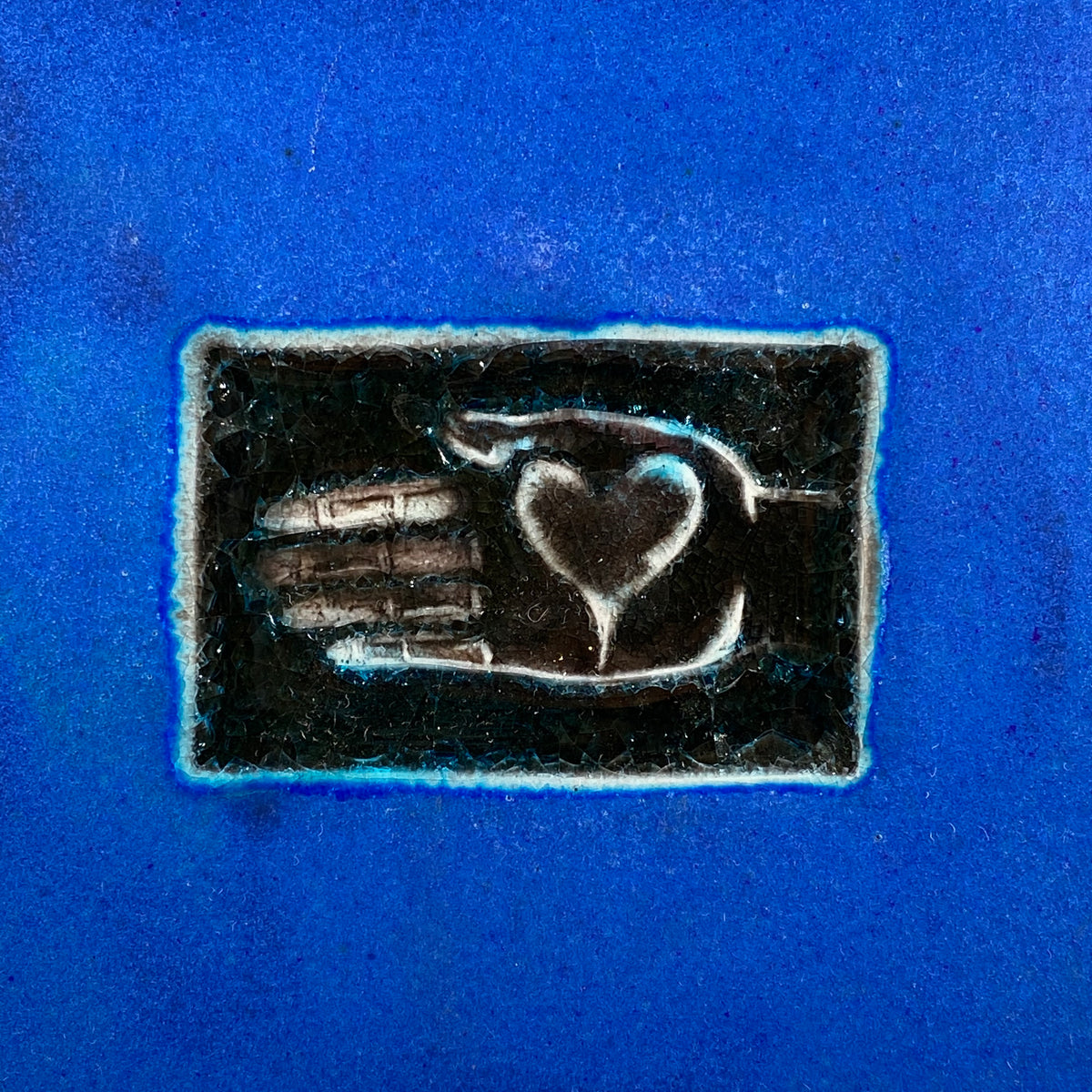 Heart in Hand Tile - Heart of the Home PA