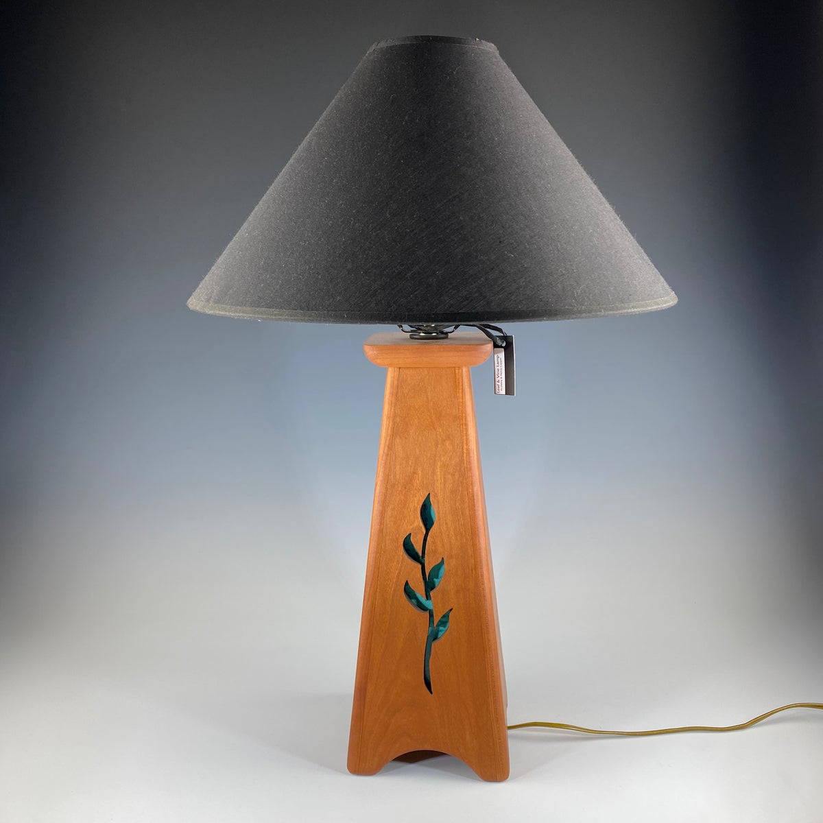 Leaf and Vine Lamp - Heart of the Home PA
