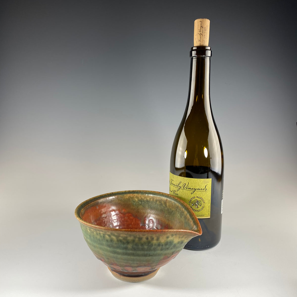 Small Pouring Bowl - Heart of the Home PA