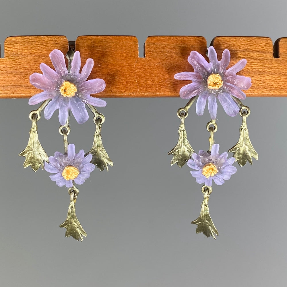 Aster Statement Earrings - Heart of the Home PA