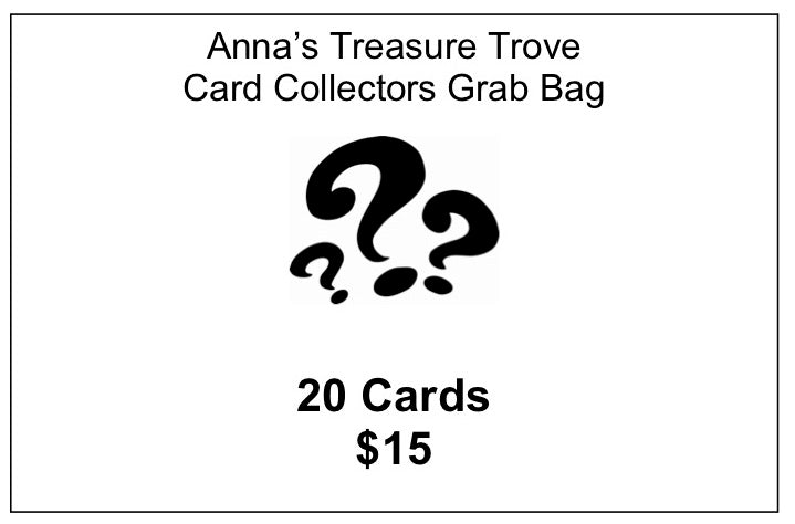 Card Collector Grab Bag - Funny & Perhaps Rude - Heart of the Home PA