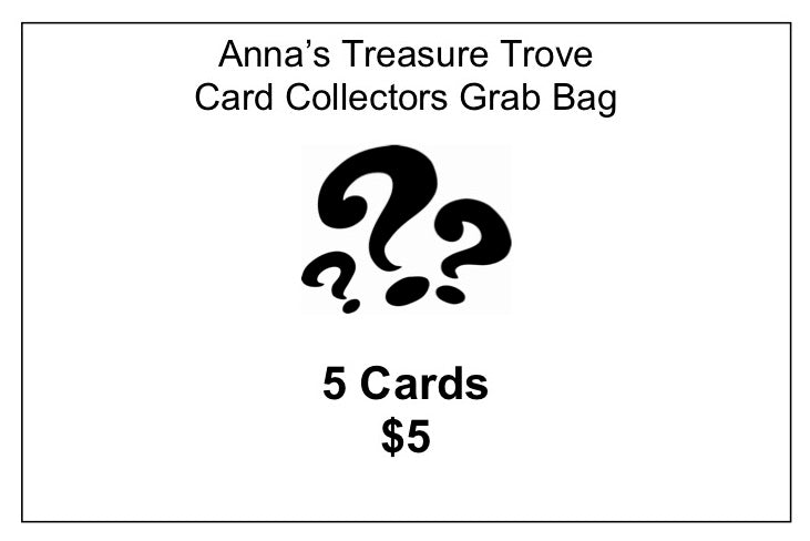 Card Collector Grab Bag - Birthday - Heart of the Home PA