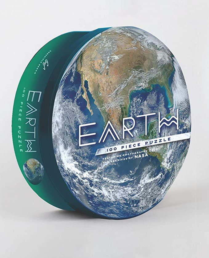 Earth: 100 Piece Puzzle - Heart of the Home PA