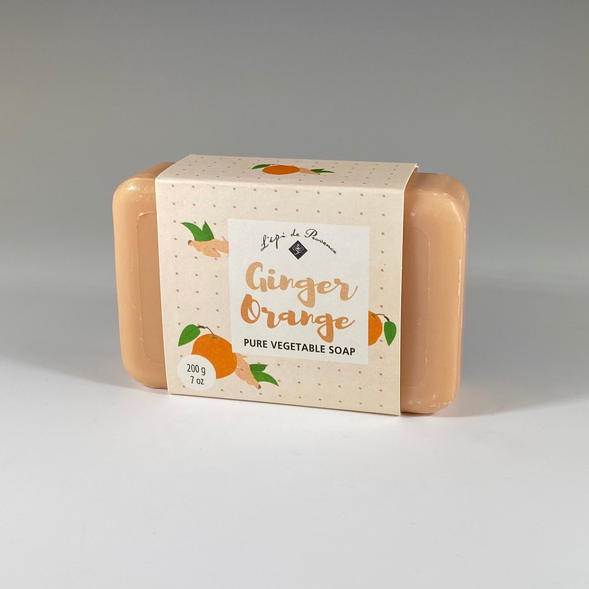 Ginger Orange Soap - Heart of the Home PA