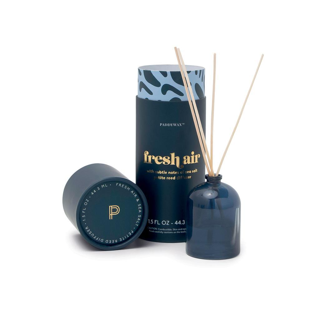 Petite Reed Diffuser - Fresh Air - Heart of the Home PA