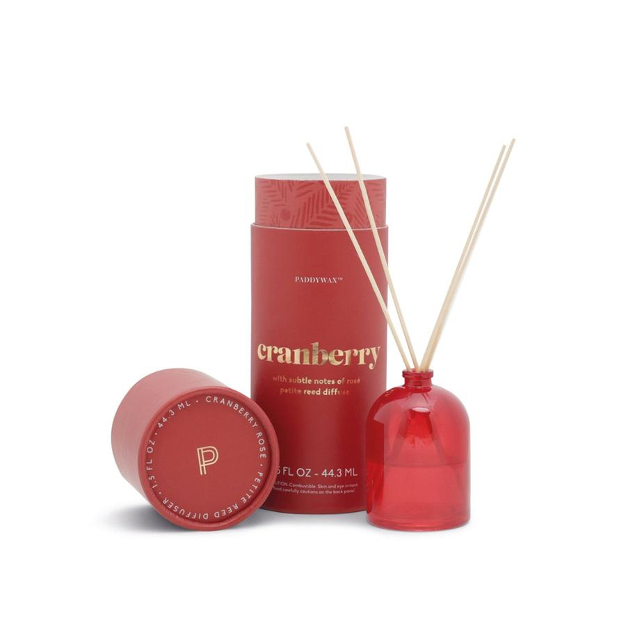 Petite Reed Diffuser - Cranberry - Heart of the Home PA