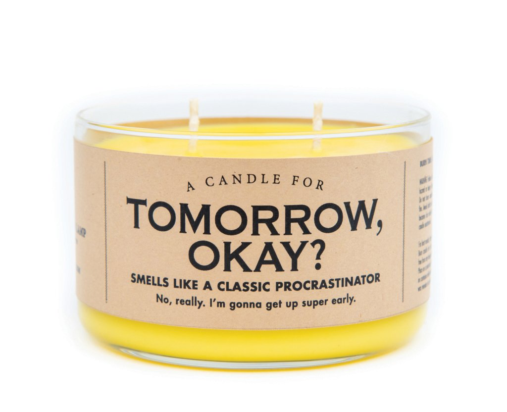 A Candle for Tomorrow, Okay? - Heart of the Home PA