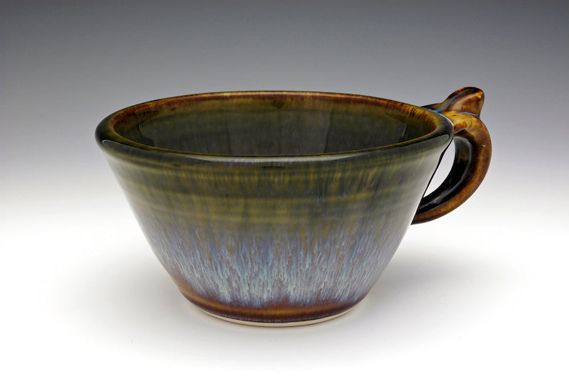 Soup Bowl with Handle - Heart of the Home PA