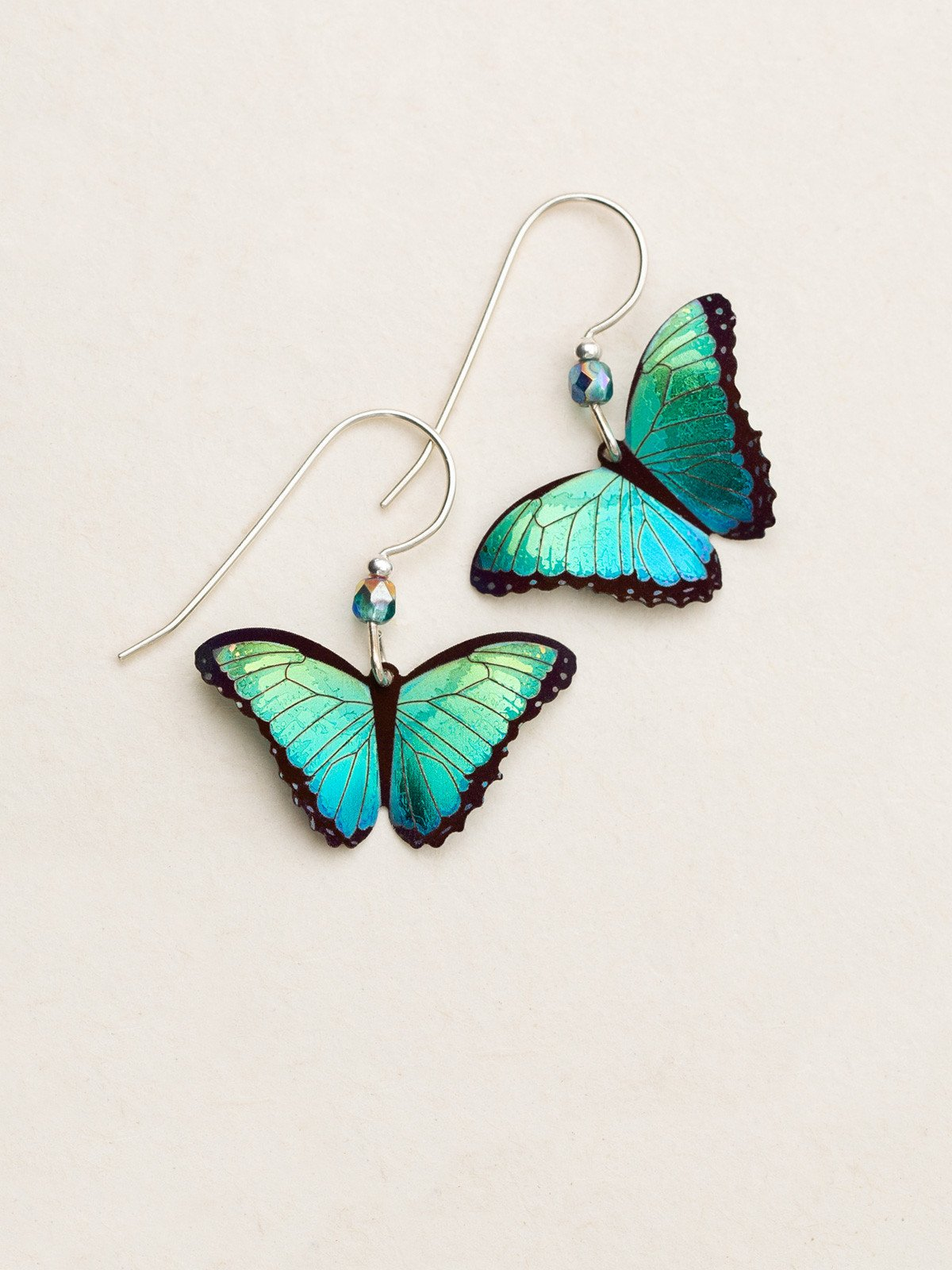 Bella Butterfly Dangle Earrings - Heart of the Home PA