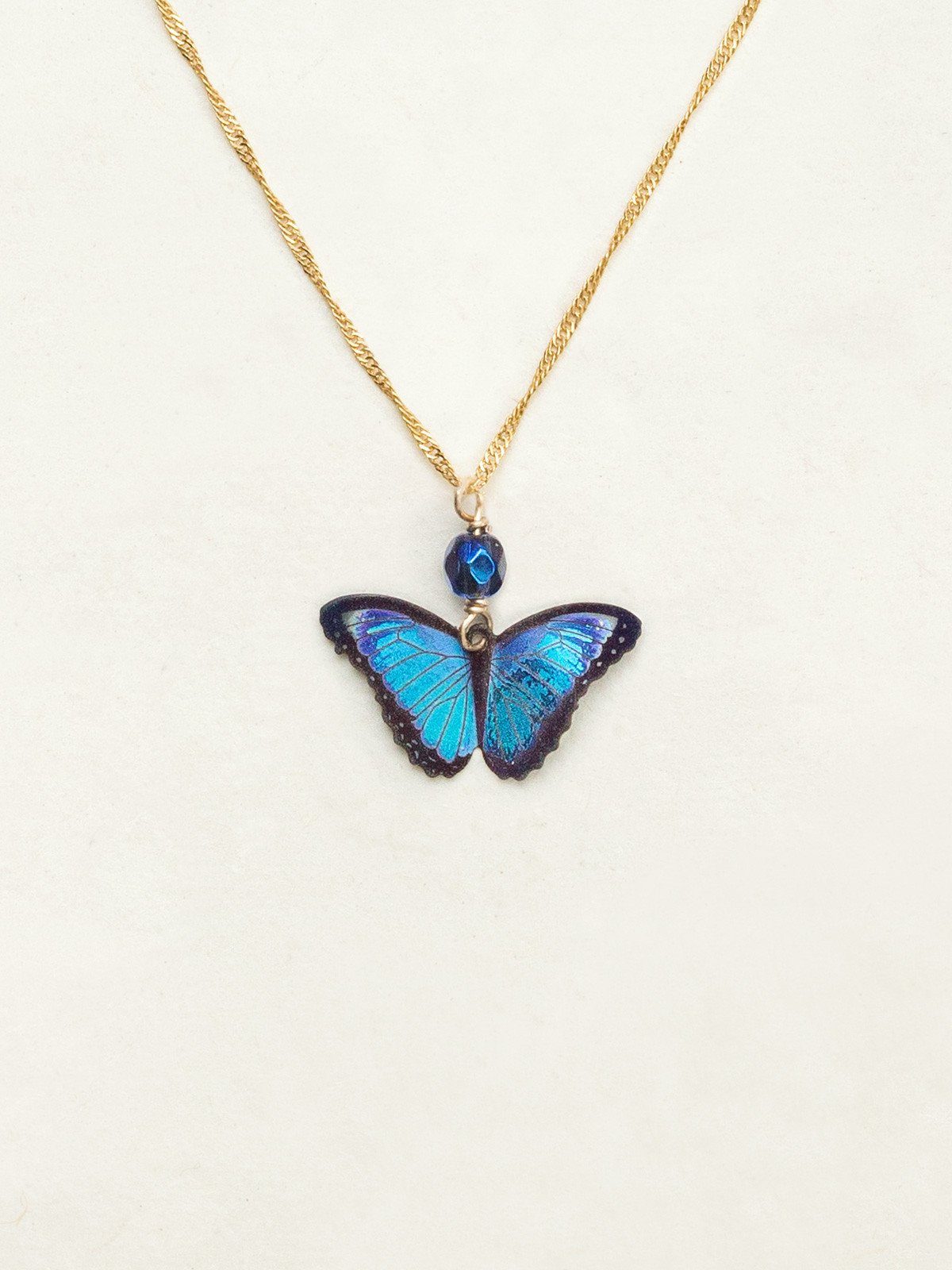 Bella Butterfly Pendant Necklace - Heart of the Home PA