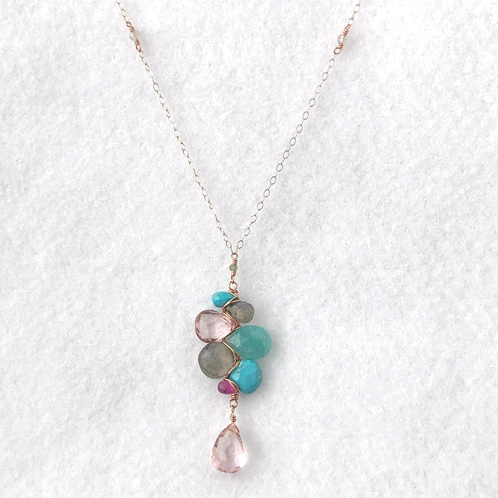 Bubble Bar Pendant in Dream - Heart of the Home PA