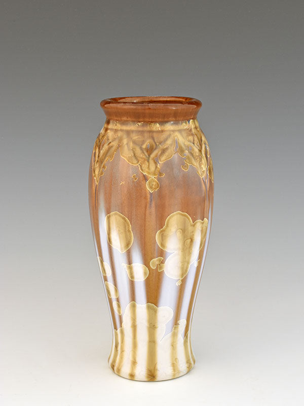 Stellar Medium Carved Classic Vase - Heart of the Home PA