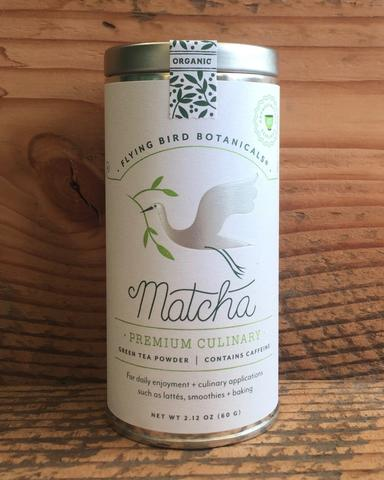 Premium Culinary Matcha - Heart of the Home PA