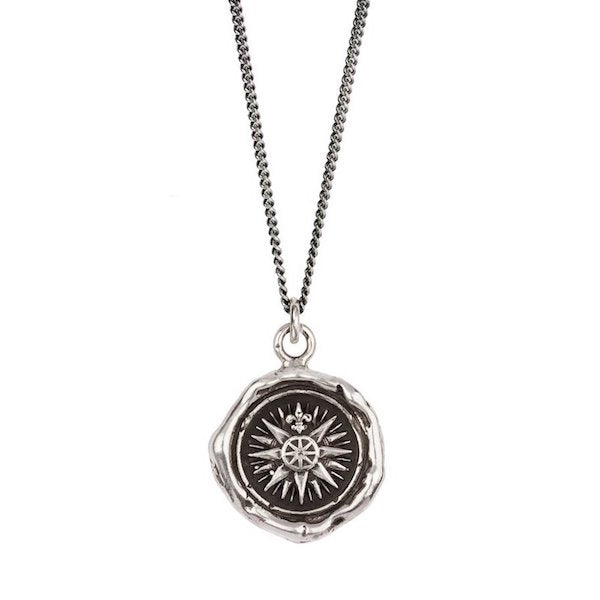 Direction Talisman Pendant - Heart of the Home PA