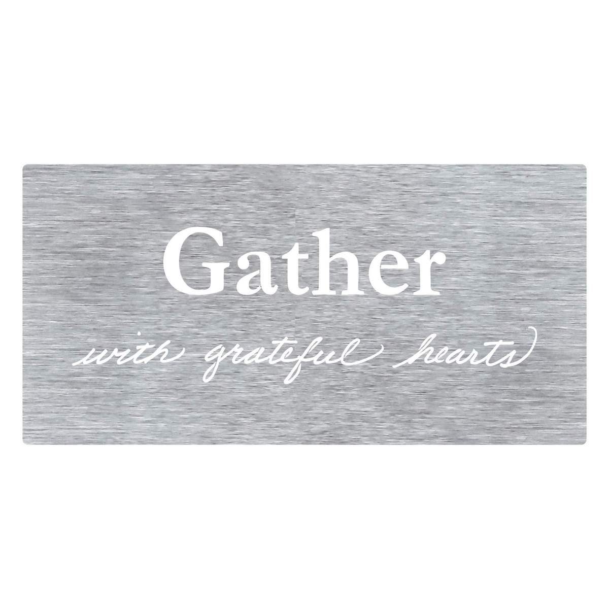 """Gather"" Wall Art - Heart of the Home PA"