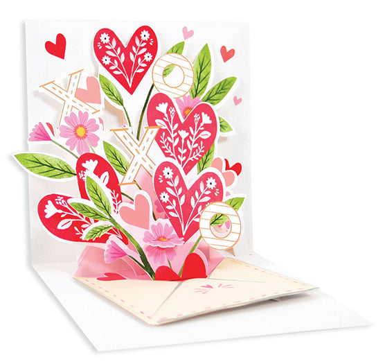 Heart Envelope Pop-Up Card - Heart of the Home PA