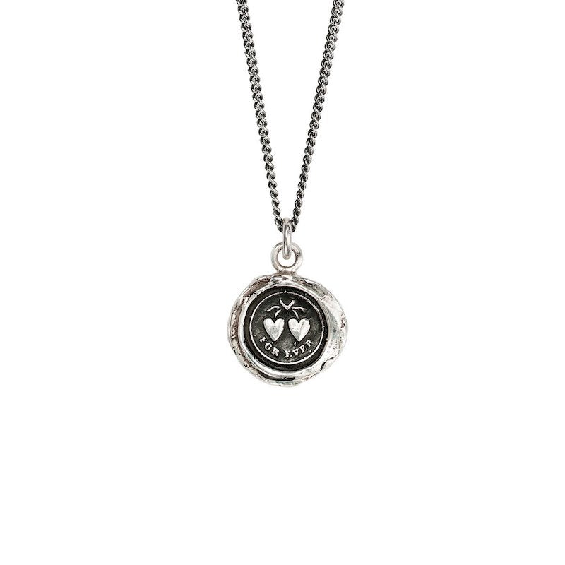 Hearts Talisman Pendant - Heart of the Home PA