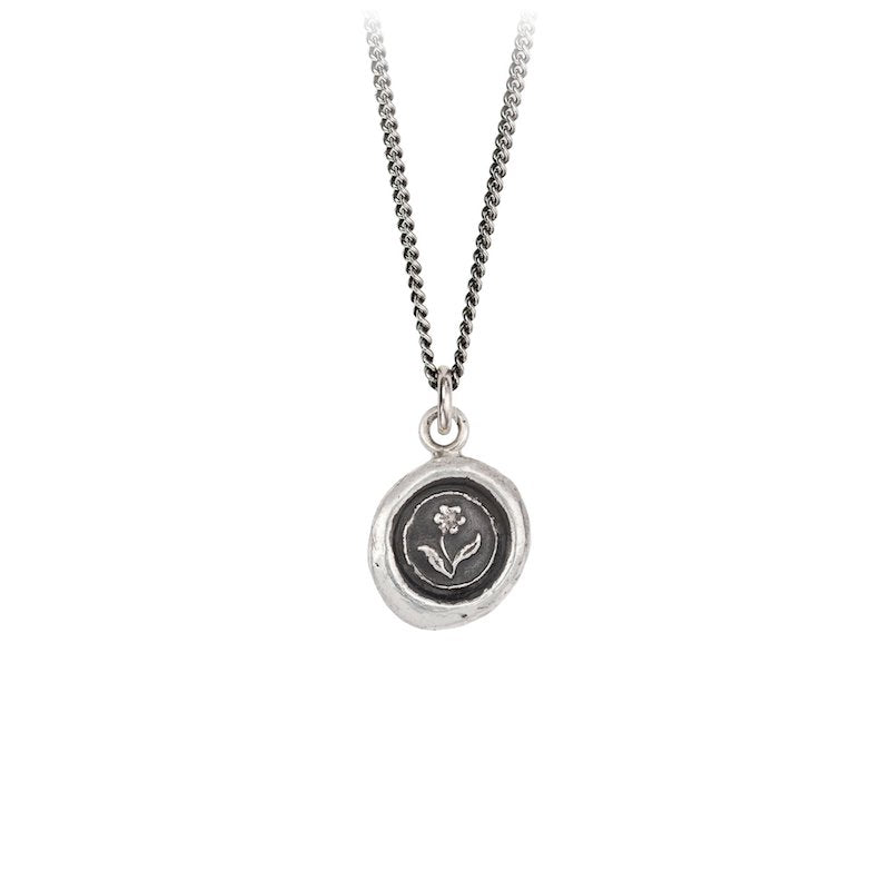 Rose Talisman Pendant - Heart of the Home PA