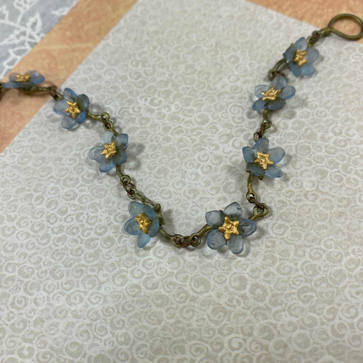Forget Me Not Bracelet - Heart of the Home PA