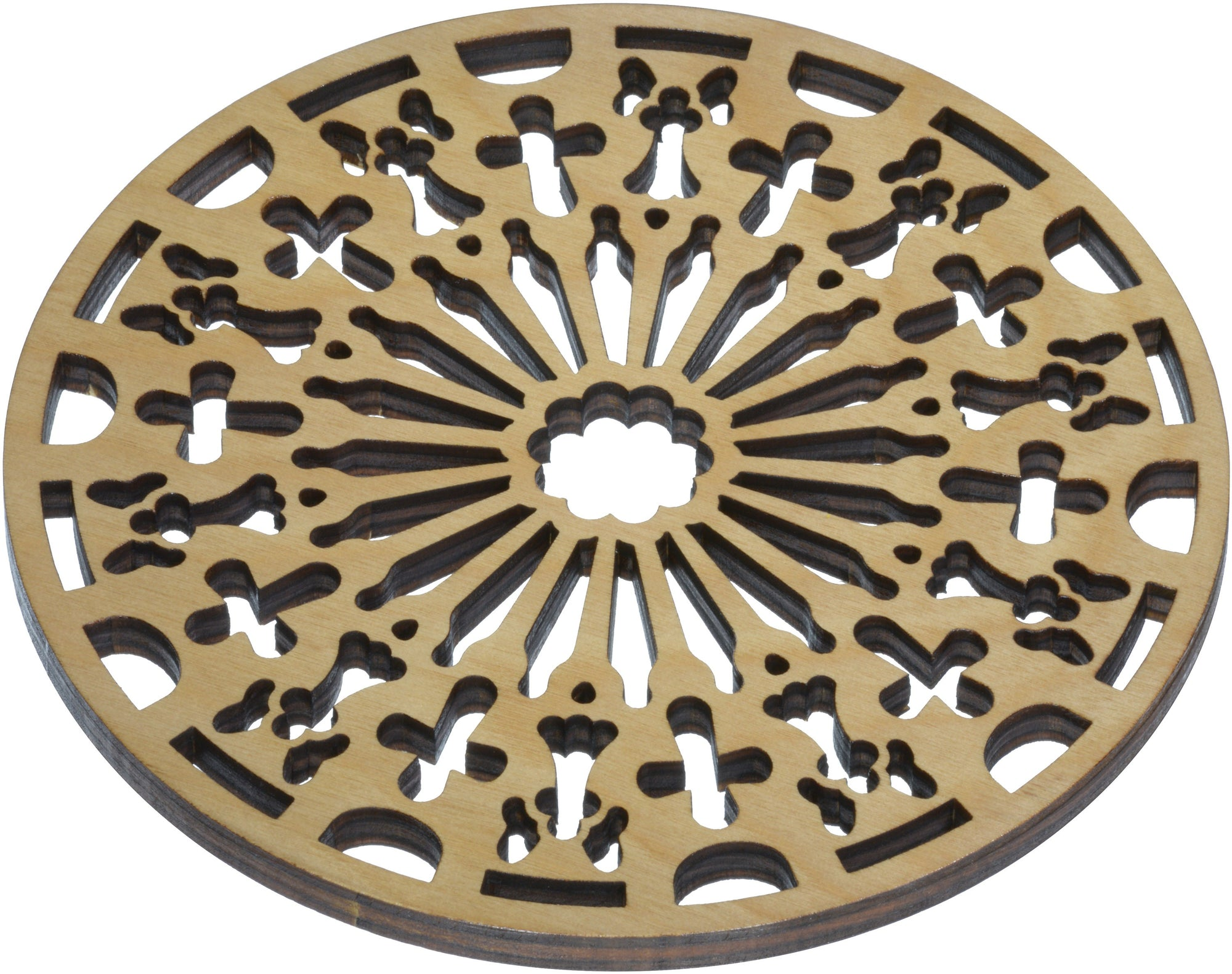Cathedral Solace Trivet - Heart of the Home PA