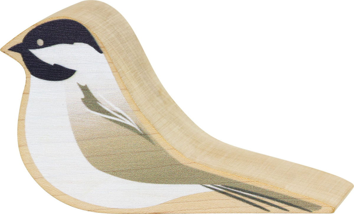 Chickadee Door Stopper - Heart of the Home PA