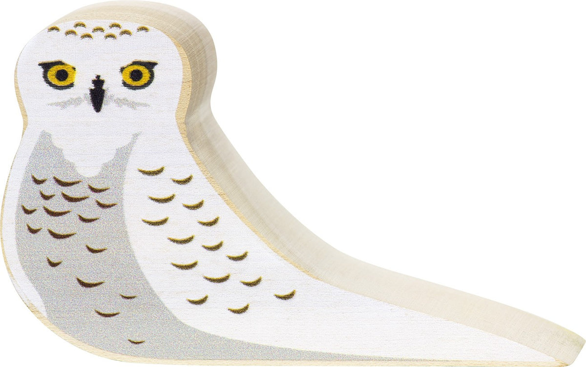 Snowy Owl Door Stopper - Heart of the Home PA