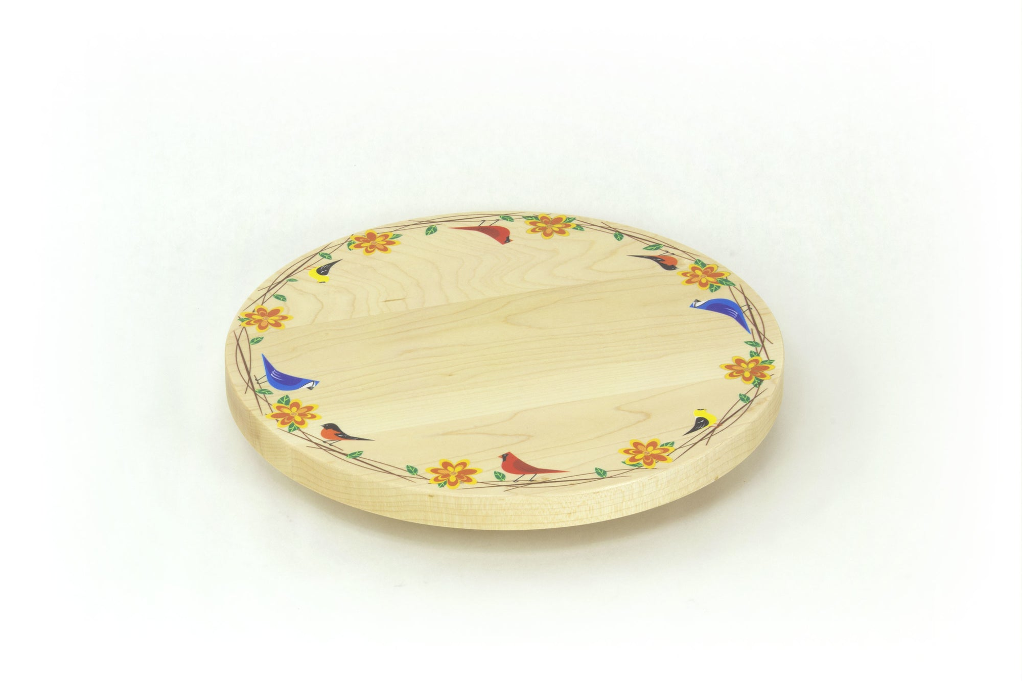 Birds Lazy Susan - Heart of the Home PA