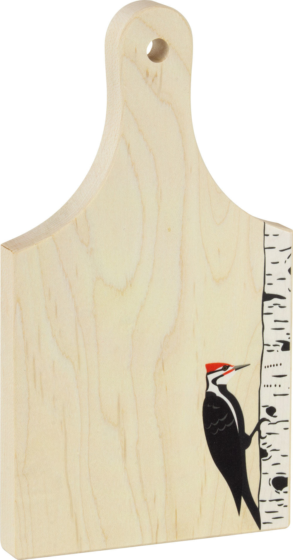 "Woodpecker 9"" Cutting Board - Heart of the Home PA"