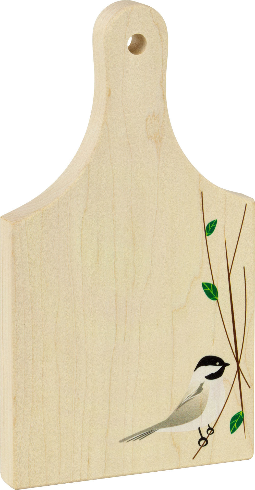 "Chickadee 9"" Cutting Board - Heart of the Home PA"