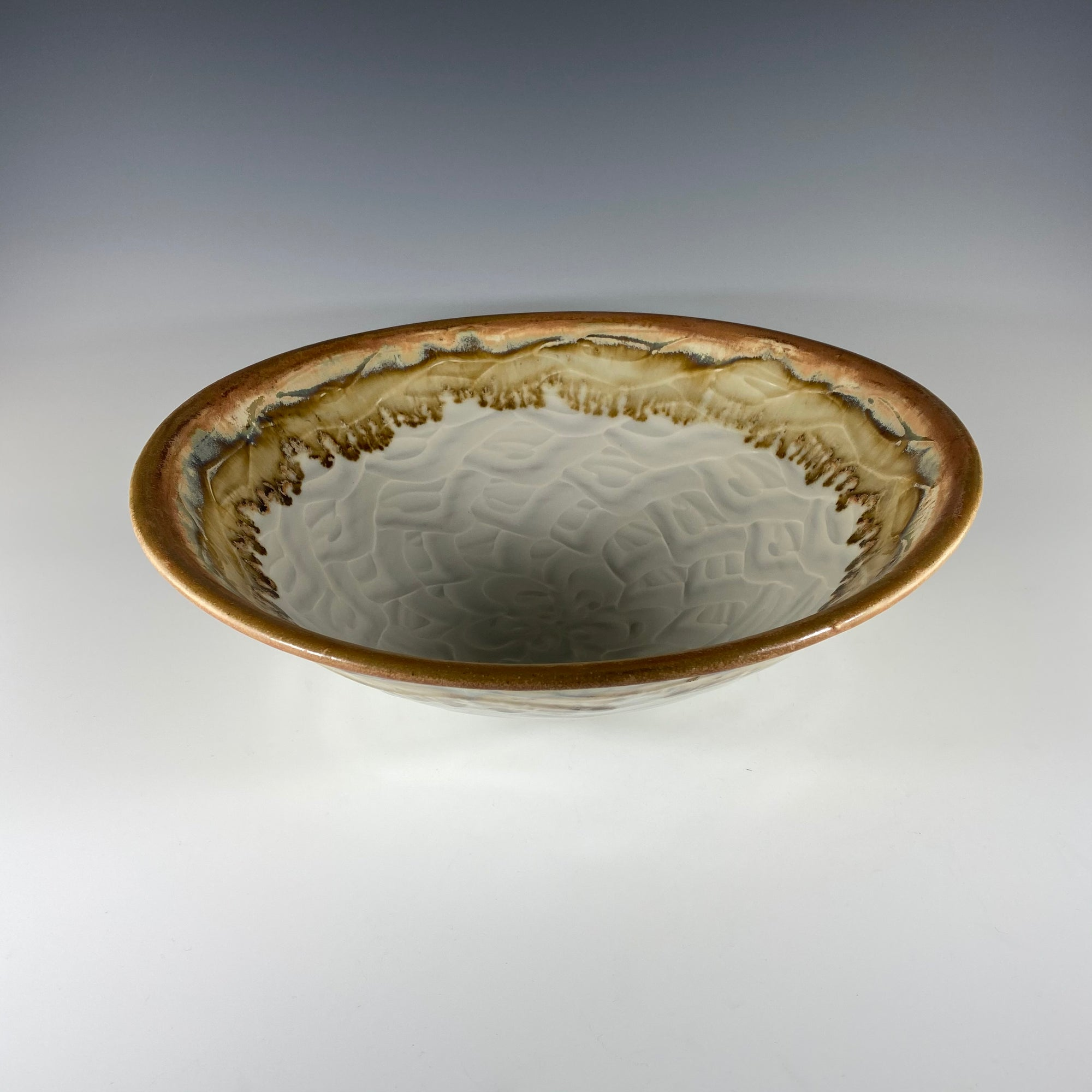 "Large Bowl - 13"" - Heart of the Home PA"
