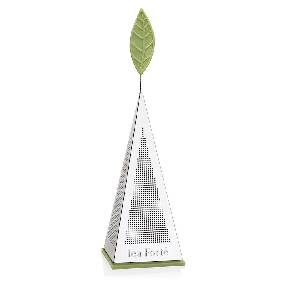 Icon Stainless Steel Loose Tea Infuser - Heart of the Home PA