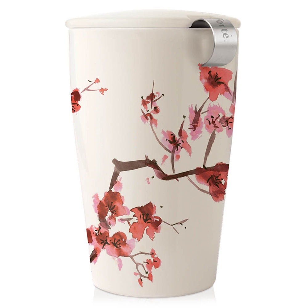 Cherry Blossom KATI Cup & Tea Infuser - Heart of the Home PA