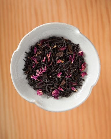 Vanilla Rose Ceylon Tea- 6 Bags - Heart of the Home PA