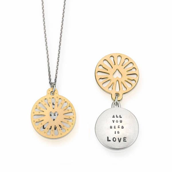 All You Need Is Love Pendant