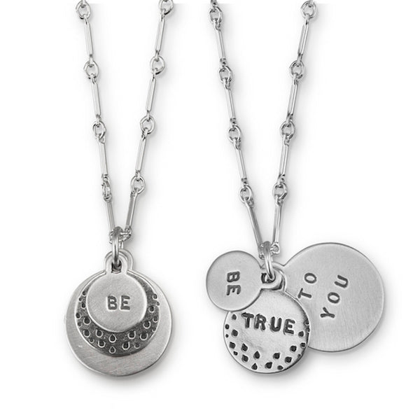 Be True To You Pendant - Heart of the Home PA