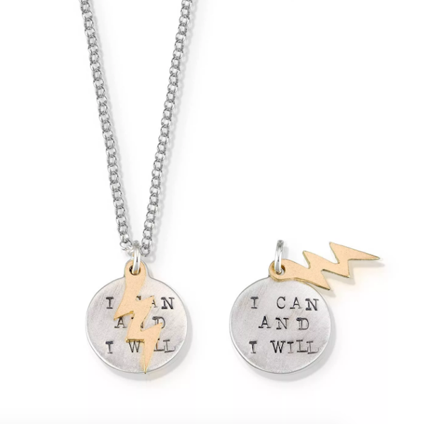 I Can and I Will Pendant - Heart of the Home PA