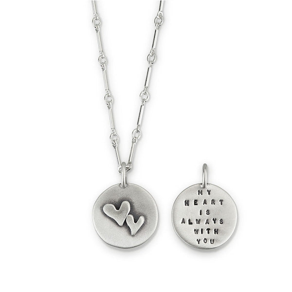 My Heart is Always With You Pendant