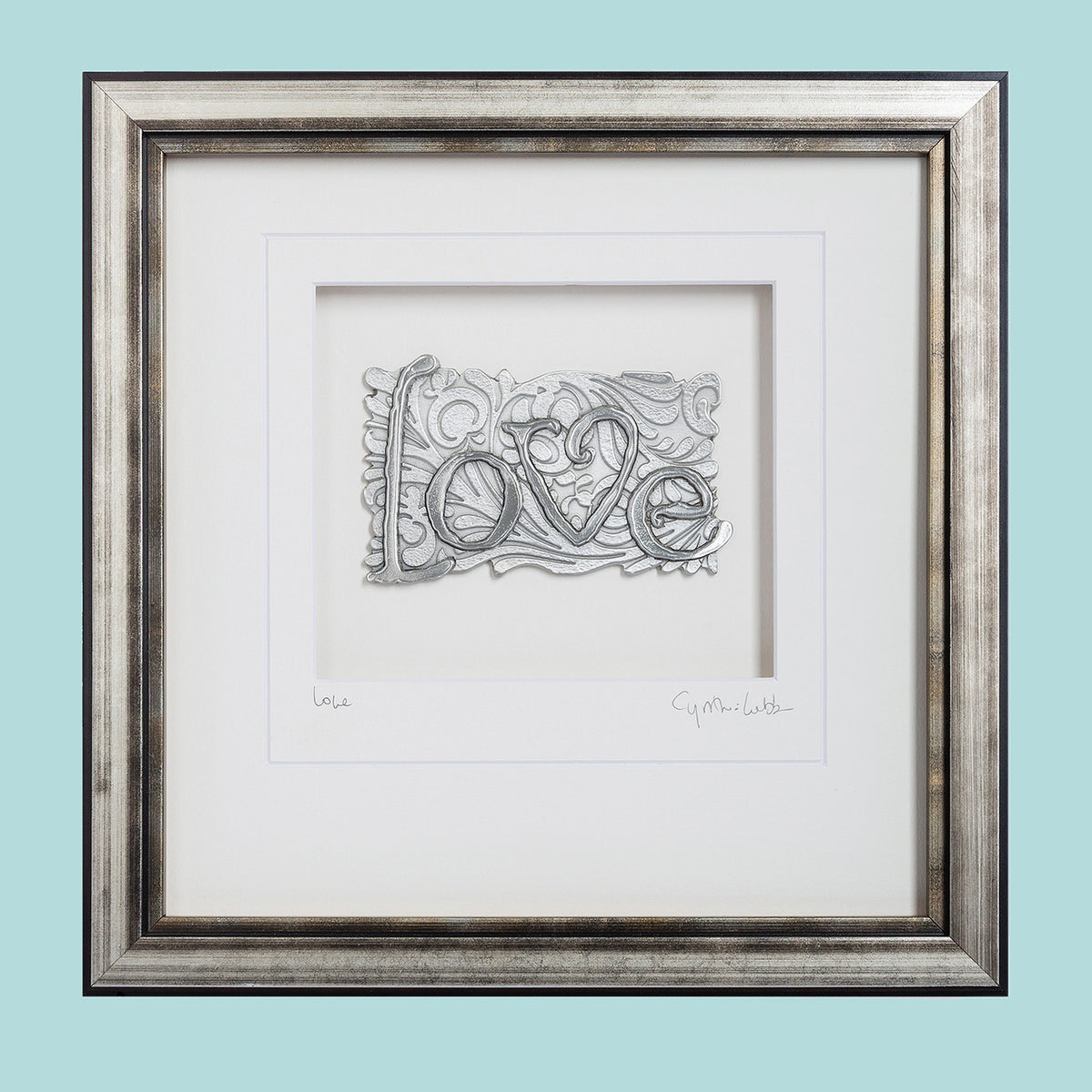 Love Framed Wall Art