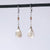 Mother of Pearl Dangle Earrings - Heart of the Home PA