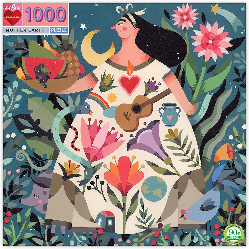 Mother Earth 1000 Piece Puzzle - Heart of the Home PA